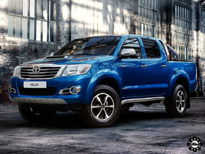 Hilux Toyota 2015