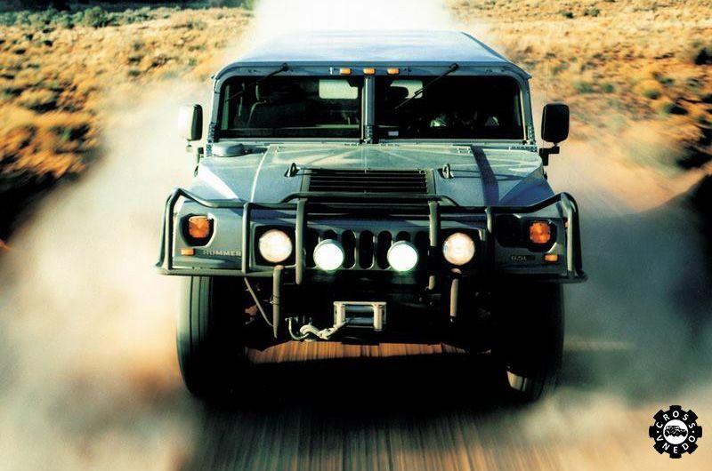 Hummer H1 Humwee