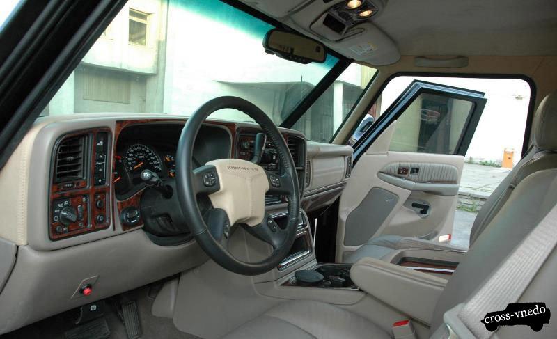 Комбат Т-98 салон авто