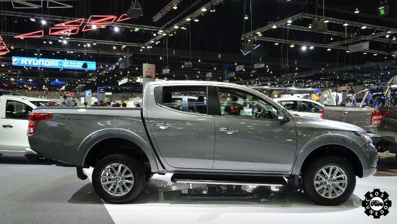 Mitsubishi Triton 2015 года фото