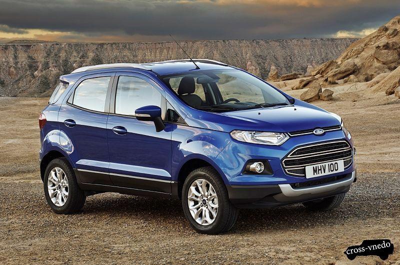 Новый EcoSport 2015 от Ford