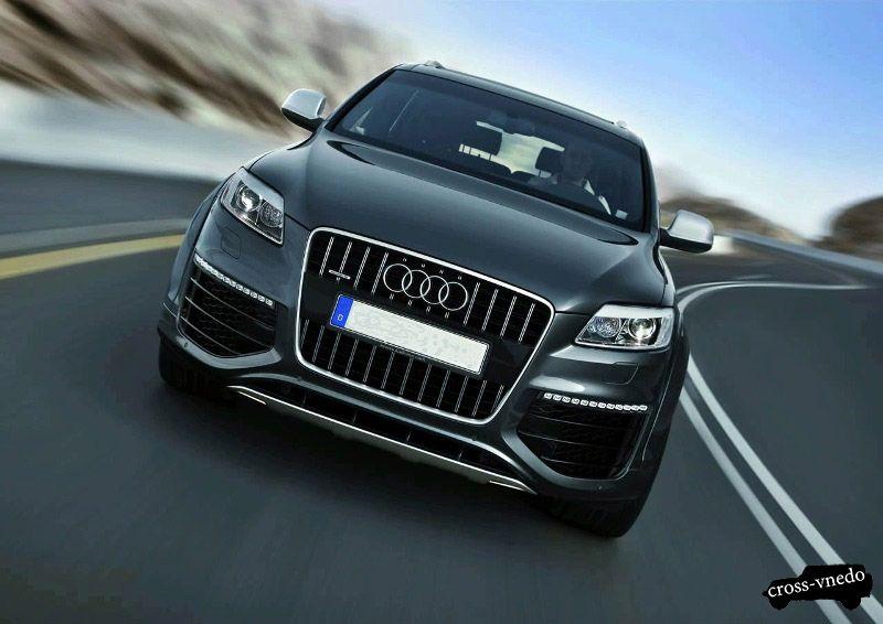 Новый автомобиль Audi Q6