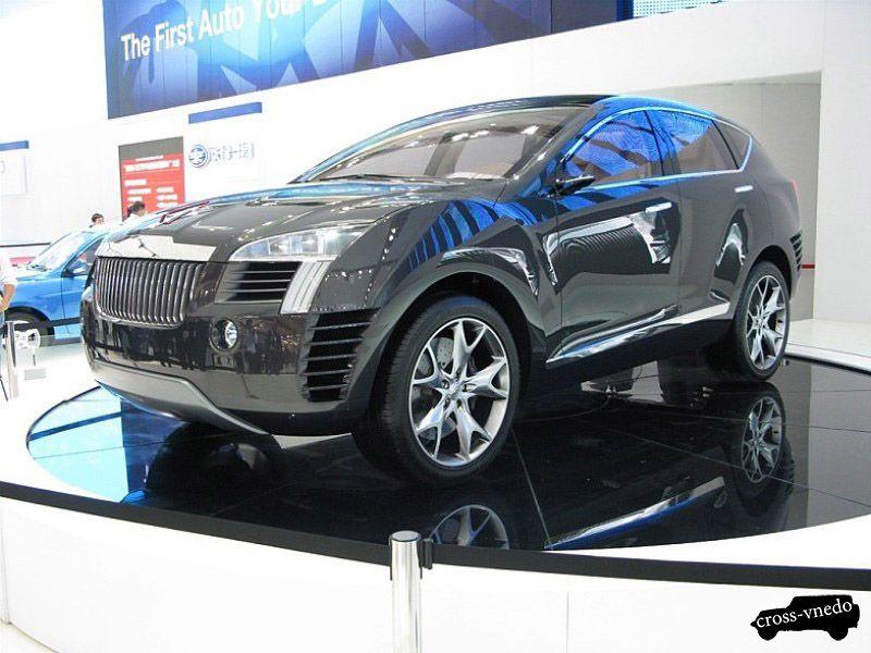 Презентация нового Hongqi LS5 SUV
