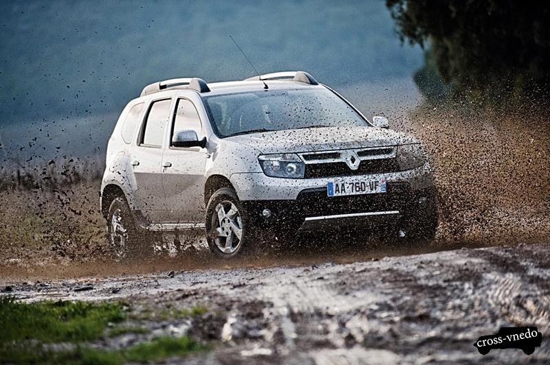 Renault Duster цена