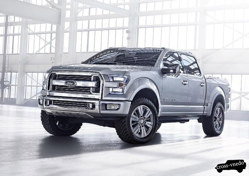 Внедорожник Ford Atlas фото
