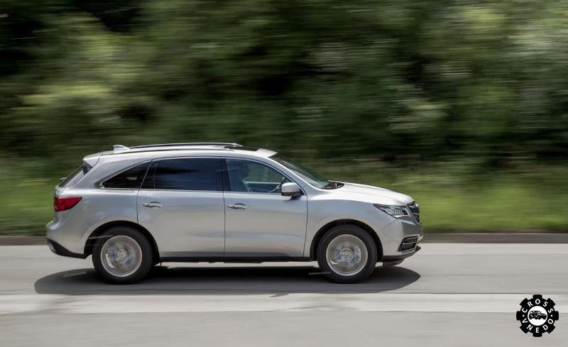 Acura MDX 2014 года фото кузова