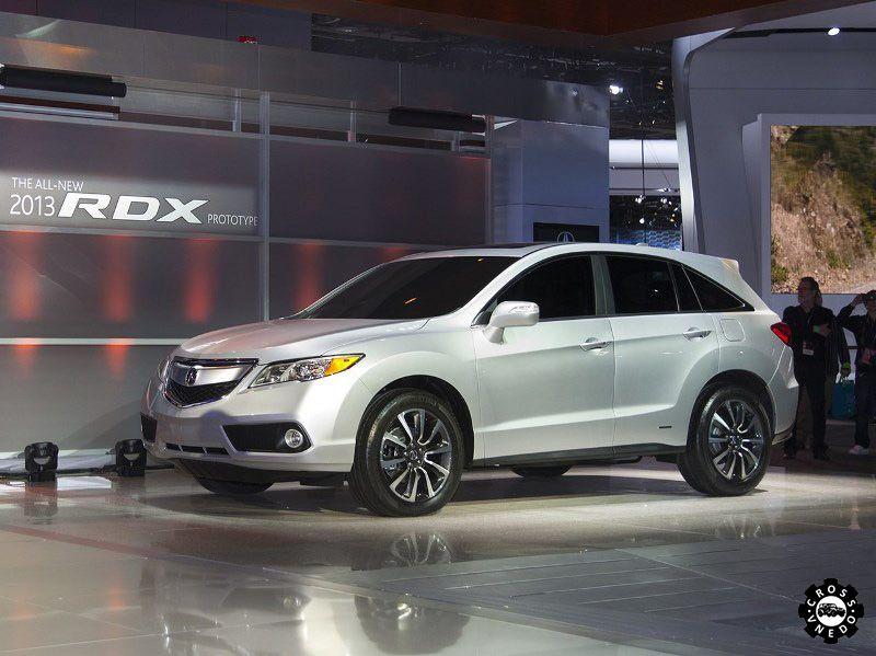 Acura RDX на выставке