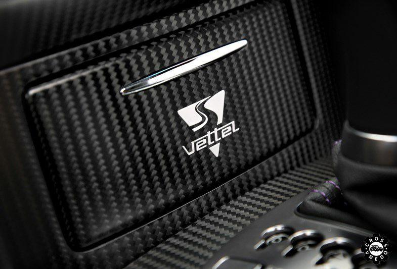 Автомобиль Infiniti FX50 Vettel Edition