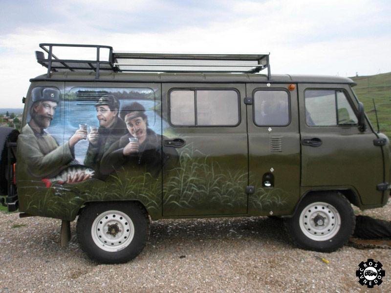 Автомобиль Особенности Национальной охоты и рыбалки
