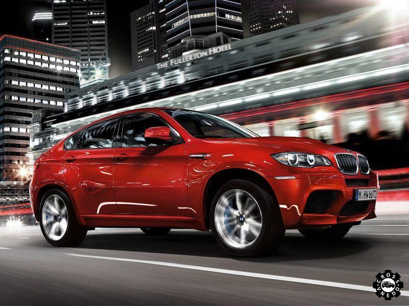 BMW Х6 М самый быстрый внедорожник
