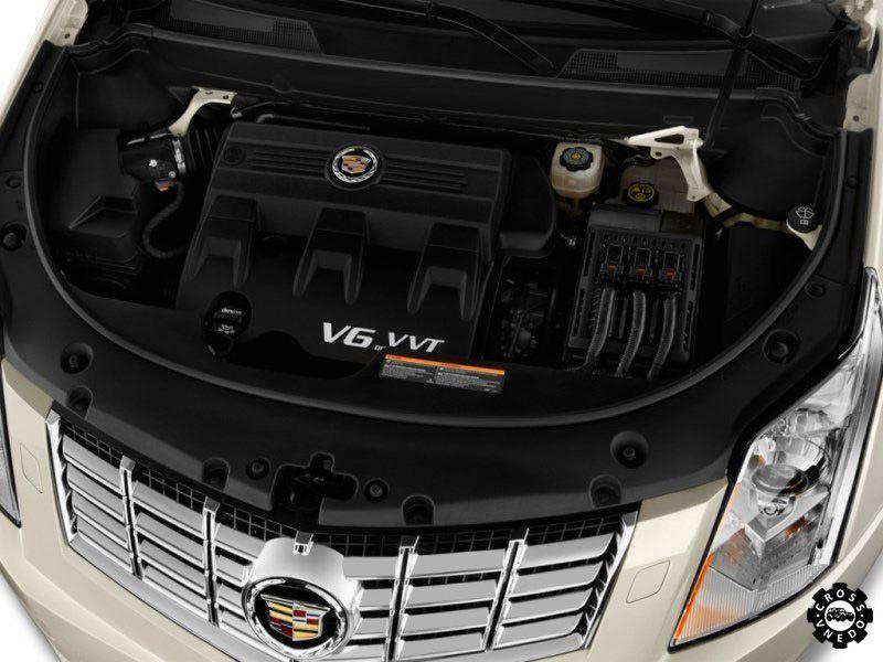 Cadillac SRX двигатель