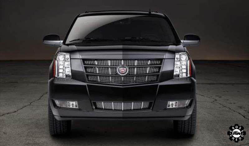 Cadillac XT5 релиз нового автомобиля