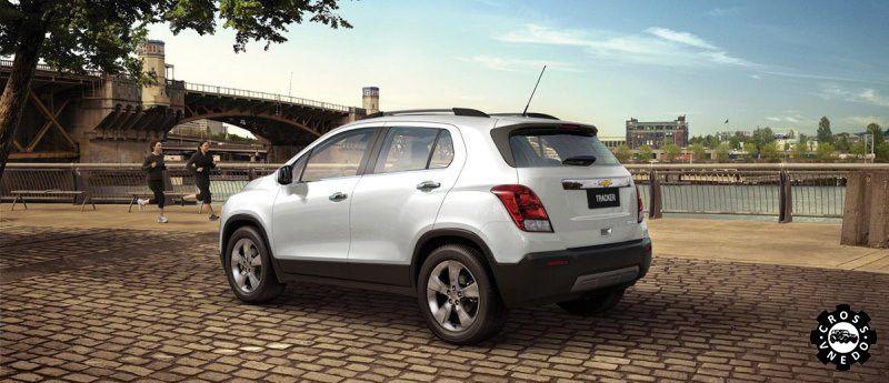 Chevrolet Tracker 2015 фото