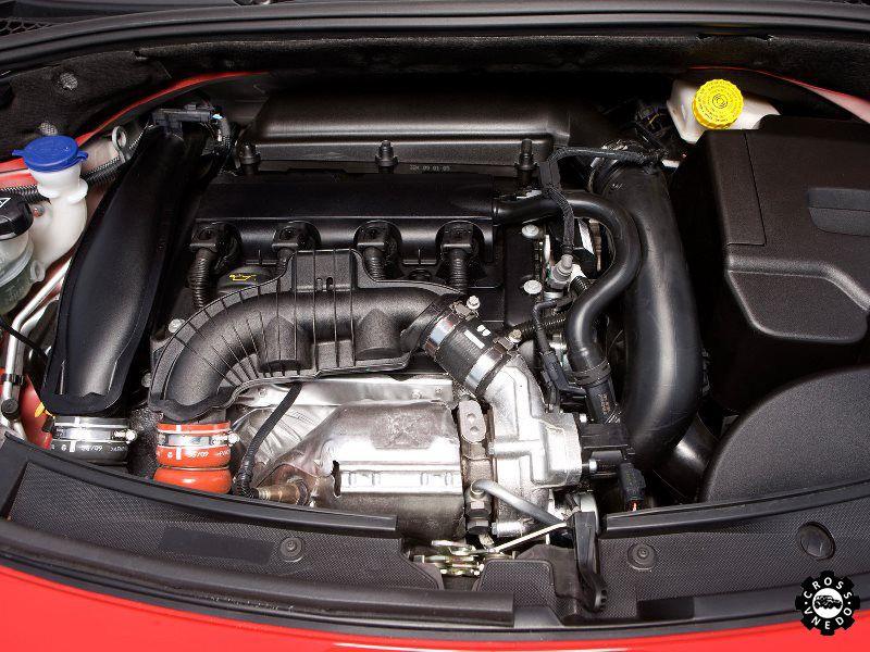 Citroen DS3 2015 двигатель авто