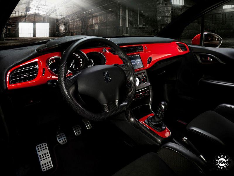 Citroen DS3 Racing новая модель автомобиля