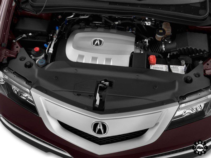 Двигатель Acura MDX фото