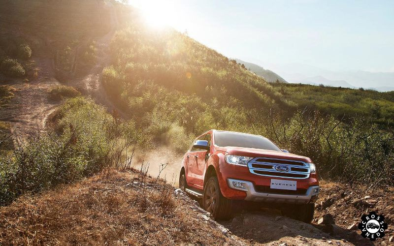 Ford Everest 2016 года авто