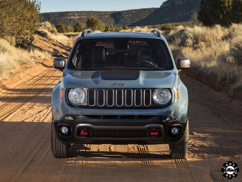 Jeep Renegade серия Trailhawk