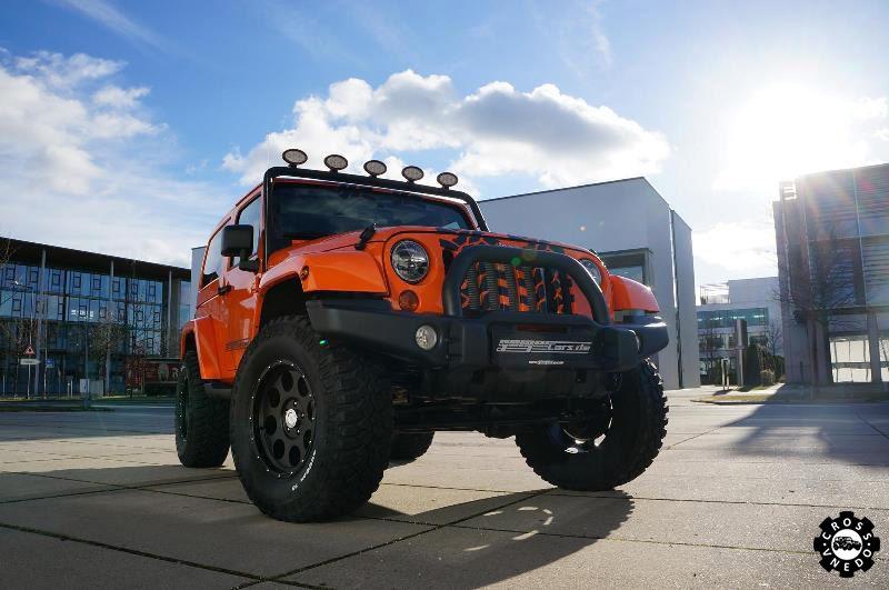 Jeep Wrangler фото джипа