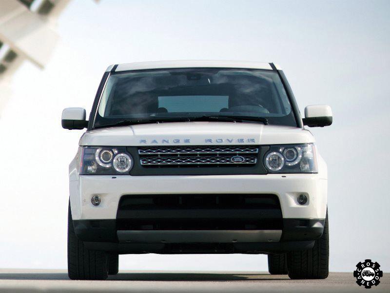 Land Rover Range Rover Sport быстрый автомобиль