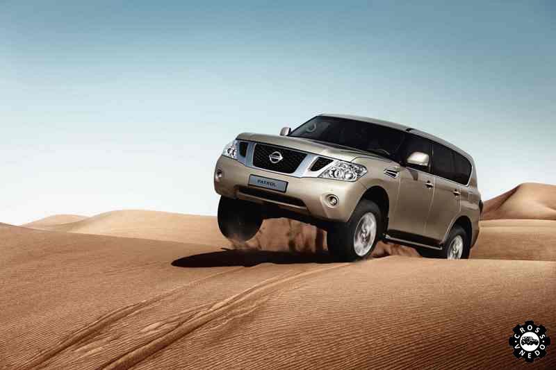 Nissan Patrol рекордсмен скорости среди внедорожников