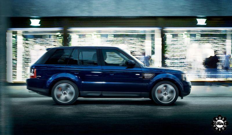 Range Rover Sport фото,
