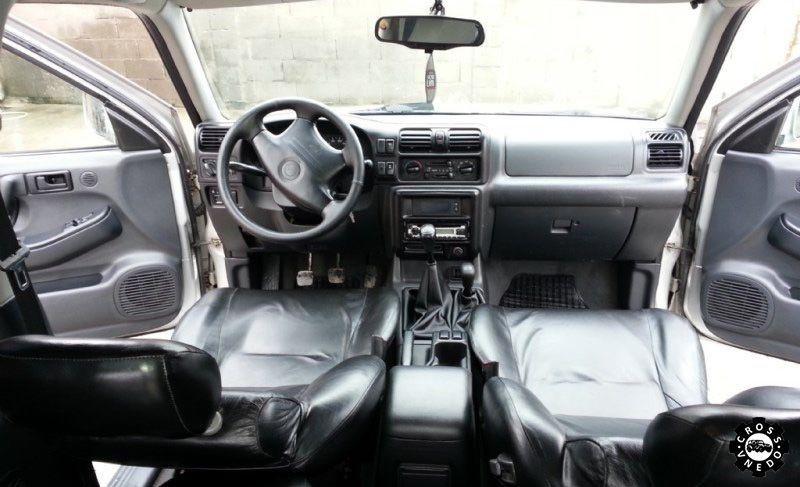 Салон Opel Frontera