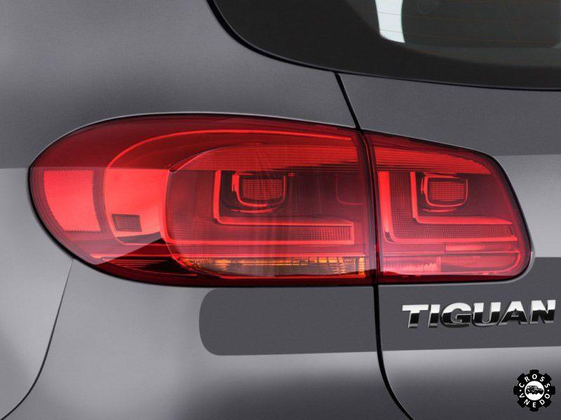 VW Tiguan фонари