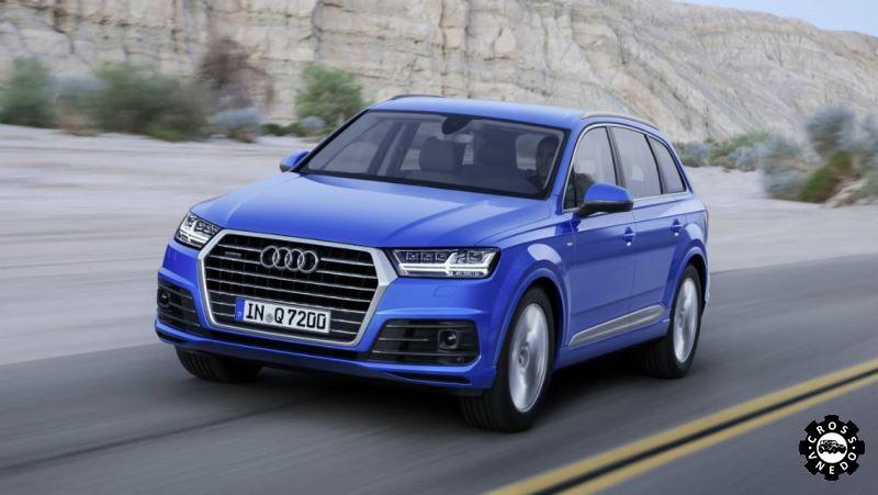 Audi Q7 новая модель
