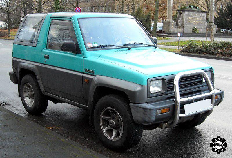 Daihatsu Feroza внедорожник