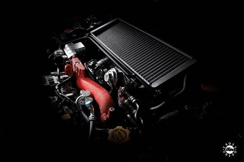 Двигатель нового внедорожника Subaru Forester 2015