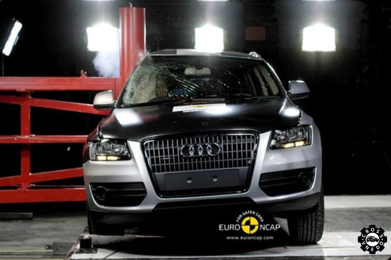 Euro Ncap Audi Q6