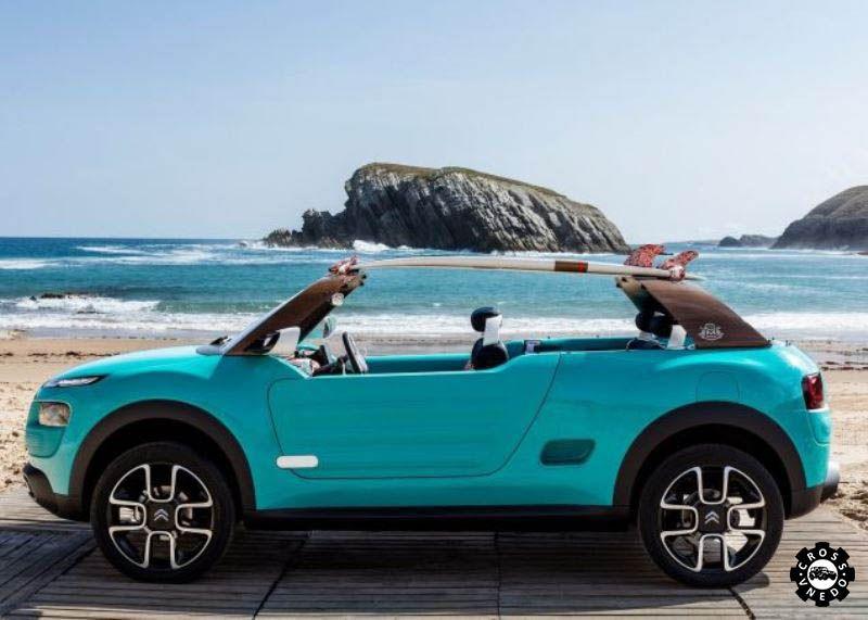 Новый автомобиль Citroen Cactus Mehari