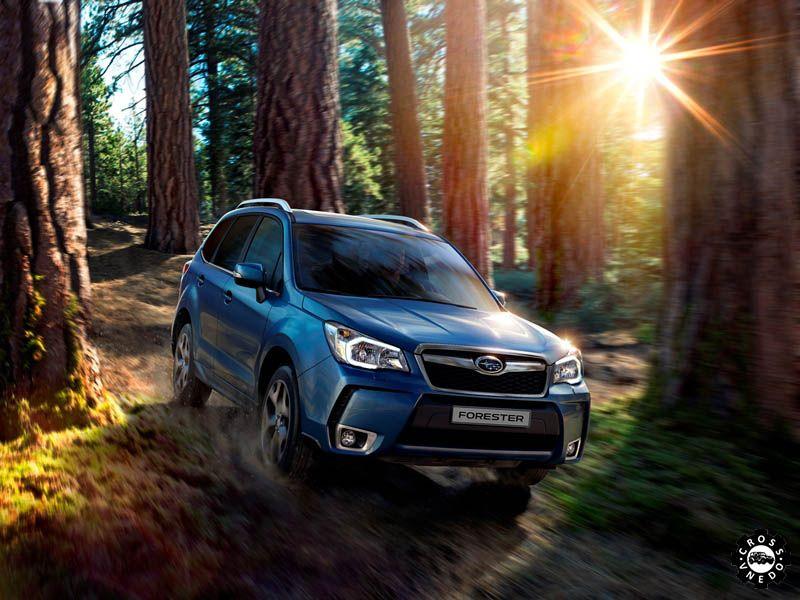 Subaru Forester 2015 года