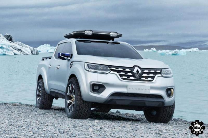 Новый автомобиль Renault Alaskan