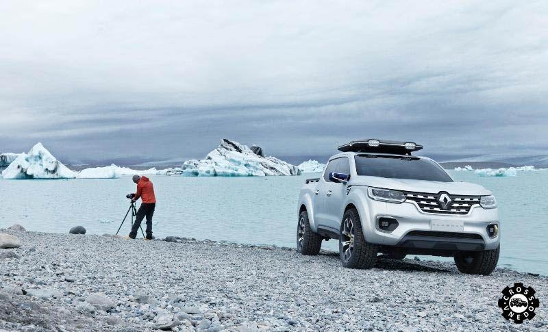 Renault Alaskan 2016 года