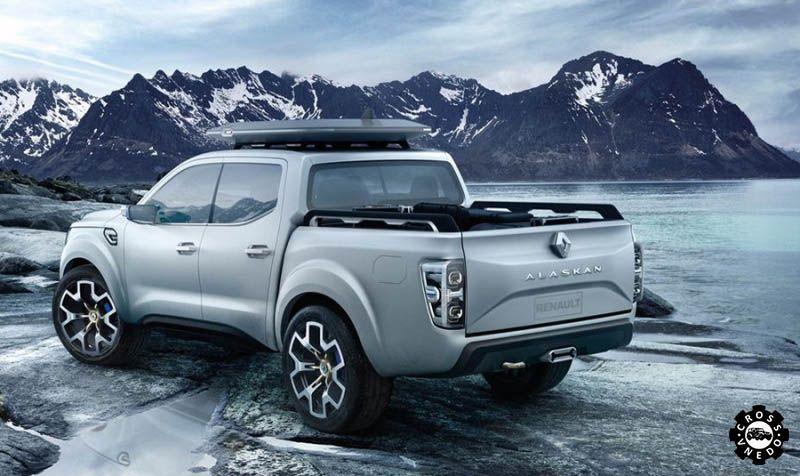 Renault Alaskan фото модели