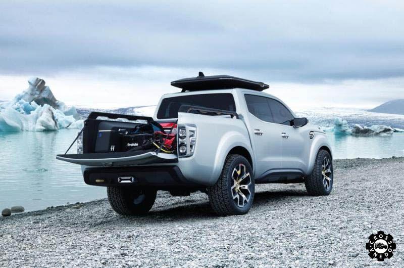 Renault Alaskan концепт