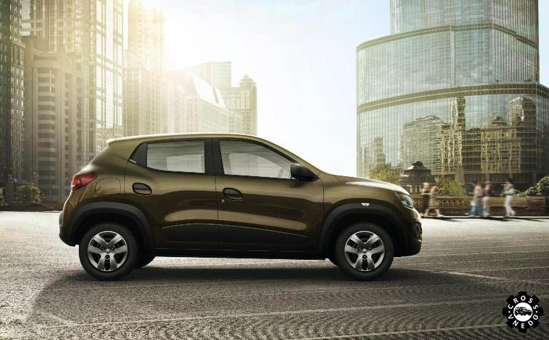 Renault KWID фото модели авто
