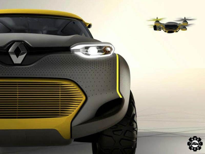 Renault KWID первый концепт автомобиля