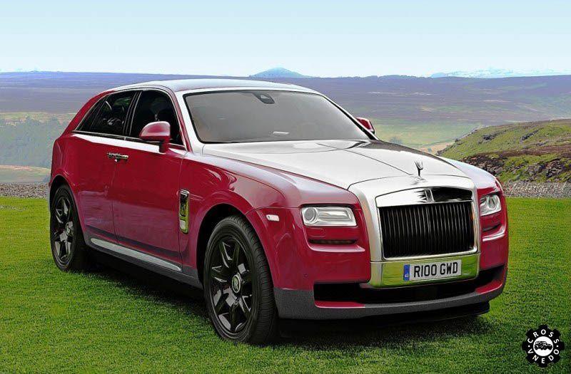 Rolls Royce Cullinan фото