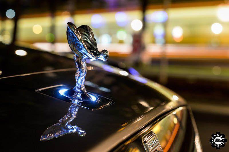 Rolls-Royce Cullinan новый внедорожник