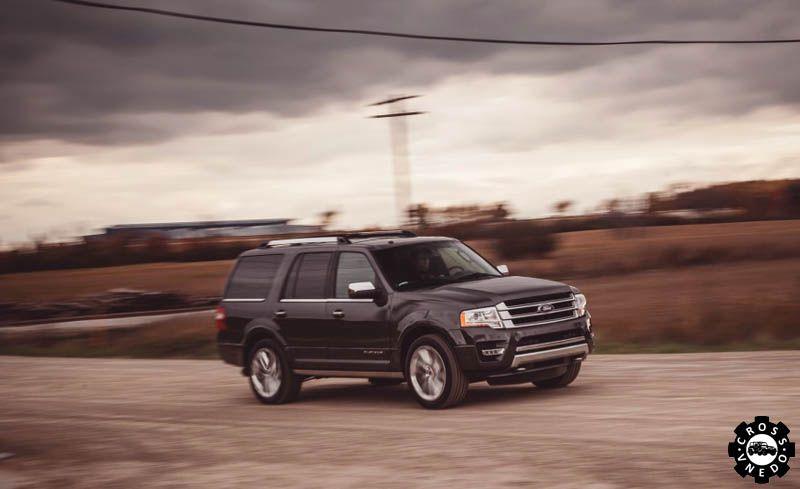 форд экспедишн технические характеристики