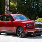Rolls Royce Cullinan: цена и основные параметры