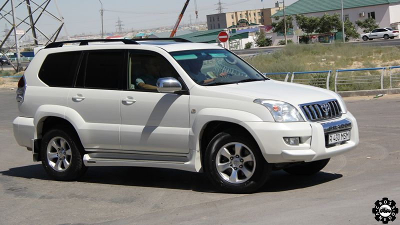 land cruser prado