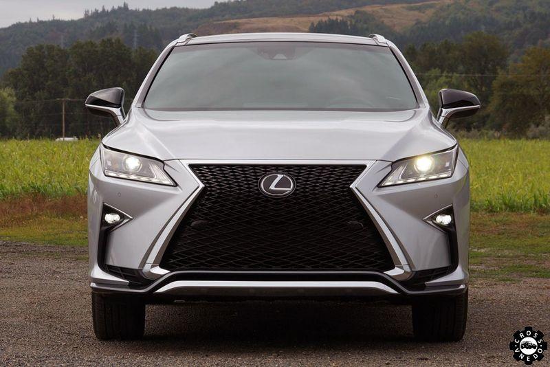 Lexus RX новая генерация