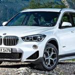Рестайлинг BMW X1 2020 модельного года