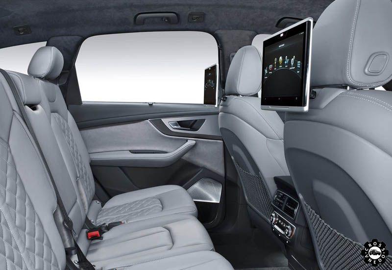 Audi SQ7 2016-2017