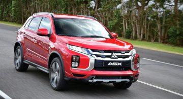 Mitsubishi ASX new